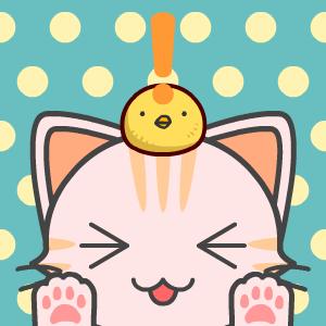 仙台大好きっ子猫