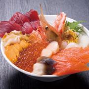 北海道海鮮丼①