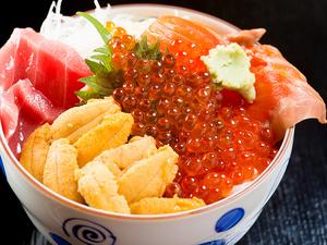 北海道海鮮丼②