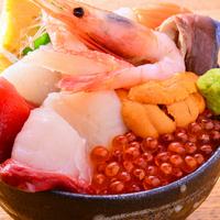 北海道海鮮丼③