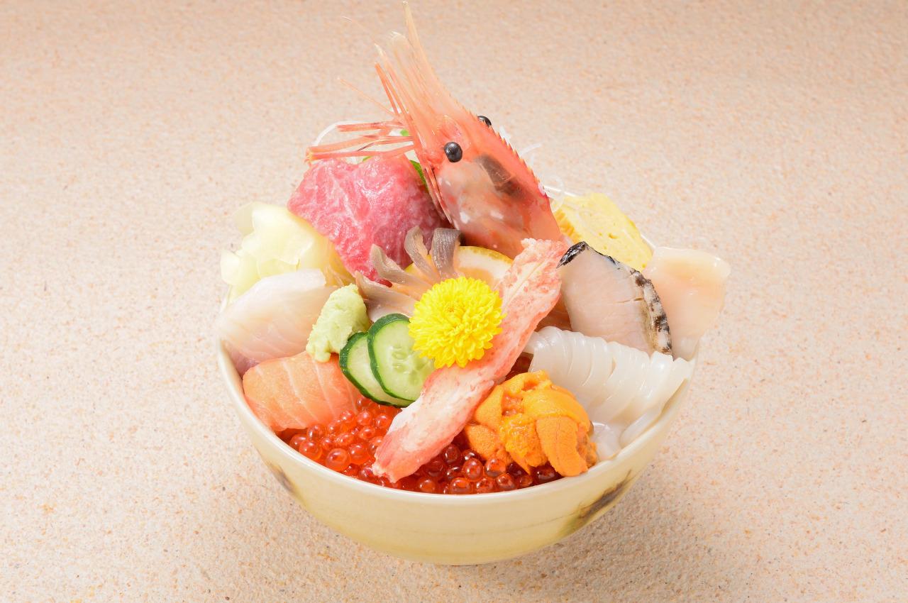 北海道海鮮丼④