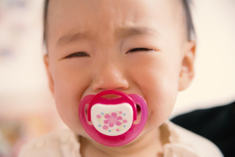 赤ちゃん・泣く・悲しい