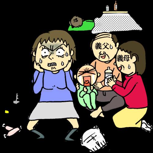 実家帰省中に機嫌が悪くて泣く赤ちゃんの原因とおすすめ対処法は?ママ必見の赤ちゃん大泣き対策案!