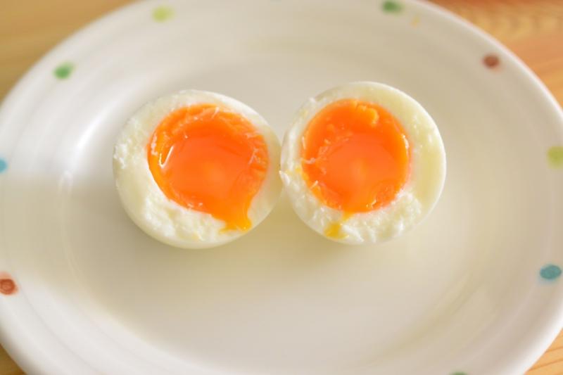 【半熟ゆで卵の作り方】水から何分?簡単な時短レシピもご紹介!