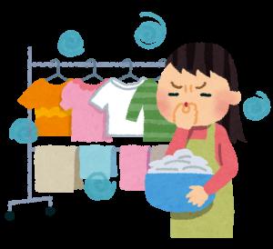【セスキ炭酸ソーダの使い方】洗濯層黒カビ掃除に効果的?作り方は?