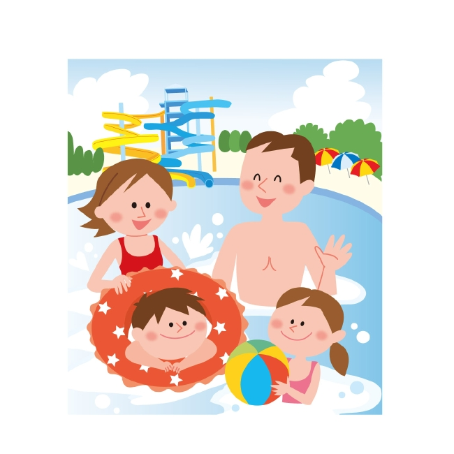 子連れ家族で楽しめる!北海道札幌おすすめプールスポット6選♪