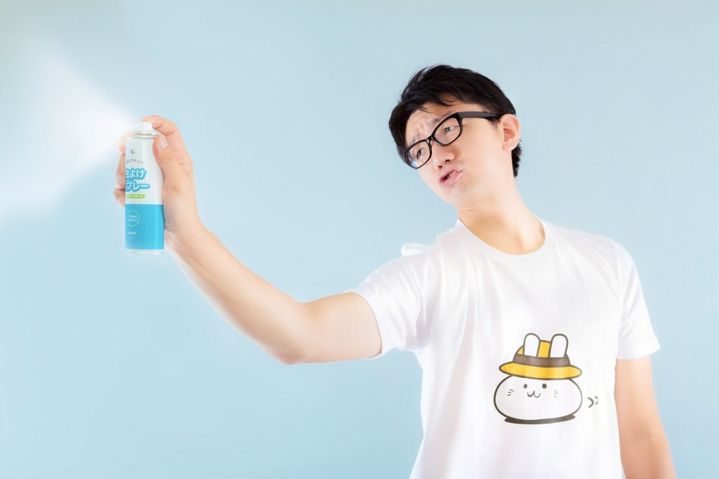 ハッカ油の虫除けスプレーは市販物より効果的!簡単な作り方も紹介しちゃうよ!