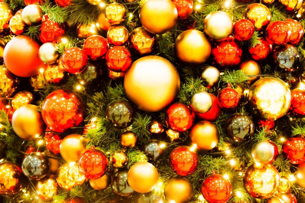 クリスマスの手作りオーナメント・作り方の写真付き