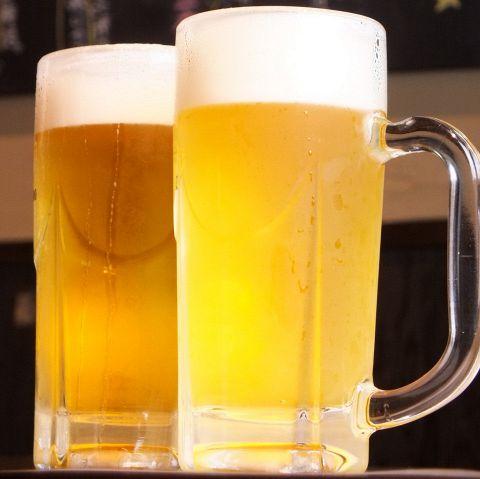生ビールと樽生・瓶ビールの意味の違いって?美味しいビール注ぎの黄金比は?