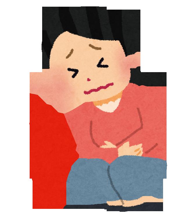 下痢の原因と対処法